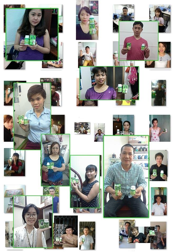 Hình ảnh các khách hàng