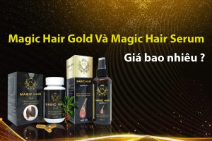 Bộ Magic Hair